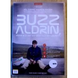 Buzz Aldrin, hvor ble det av deg i alt mylderet? (DVD)