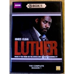 Luther: The Complete Season 1 (DVD)