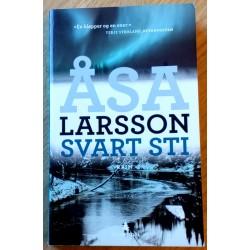 Åsa Larsson: Svart sti