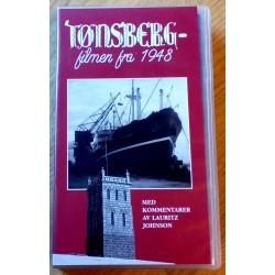 Tønsbergfilmen fra 1948 (VHS)