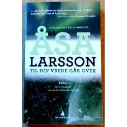 Åsa Larsson: Til din vrede går over