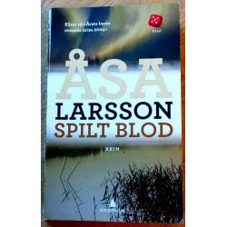 Åsa Larsson: Spilt blod