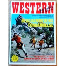 Western: 1970 - Nr. 35 - Berghammerens forbannelse