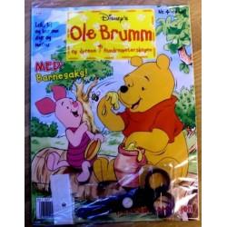 Ole Brumm og dyrene i Hundremeterskogen: 2001 - Nr. 4 - Innplastet med leke