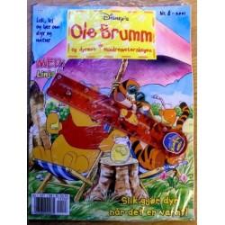 le Brumm og dyrene i Hundremeterskogen: 2001 - Nr. 8 - Innplastet med leke