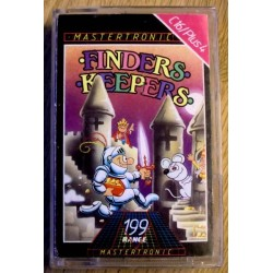 Finders Keepers (Mastertronic) (C16/+4)
