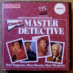 Atari ST: Cluedo - Master Detective (Virgin/Leisure Genius)