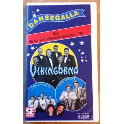 Norges Største Dansegalla: Med Se og Hørs Melodi-konkurranse 1991 (VHS)