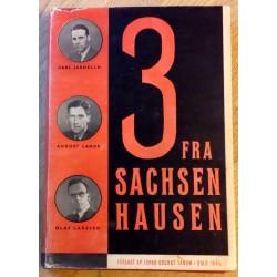 3 fra Sachsenhausen