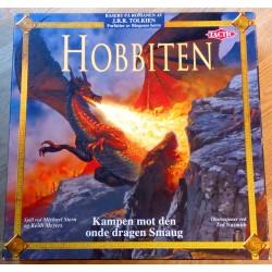 Hobbiten - Kampen mot den ondre dragen Smaug - Flott brettspill