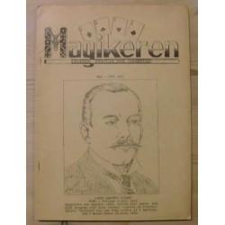 Magikeren: 1952 - Mai/juni - Nordisk fagblad for magikere