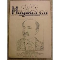 Magikeren: 1952 - Januar/februar - Nordisk fagblad for magikere