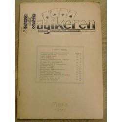 Magikeren: 1950 - Mars - Nordisk fagblad for magikere