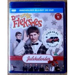 Den unge Fleksnes - Julekalender (Blu-ray + DVD)