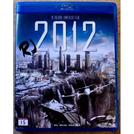2012: We Were Warned (Blu-ray)