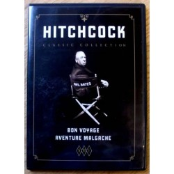 Hitchcock Classic Collection: Bon Voyage - Aventure Malgache (DVD)