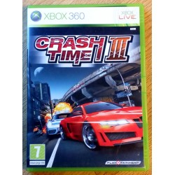 Xbox 360: Crash Time III (Playtainment)