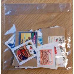 Frimerker: Hele verden - Liten samling merker
