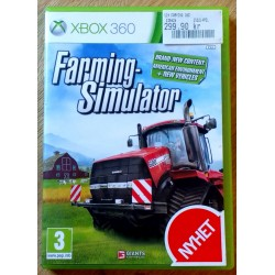Xbox 360: Farming Simulator (Giants Software)