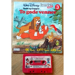 Walt Disney Eventyrbånd: Nr. 3 - Todd og Copper: To gode venner