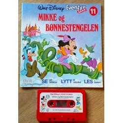 Walt Disney Eventyrbånd: Nr. 11 - Mikke og Bønnestengelen