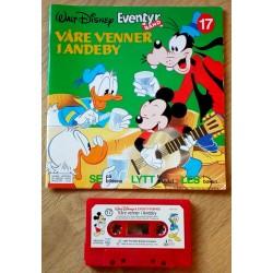 Walt Disney Eventyrbånd: Nr. 17 - Våre venner i Andeby