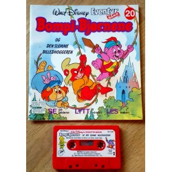 Walt Disney Eventyrbånd: Nr. 20 - Bompi-Bjørnene og den slemme billedhoggeren