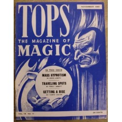 ops: The Magazine of Magic: 1951 - November