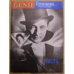 Genii: The Conjuror's Magazine: 1950 - April