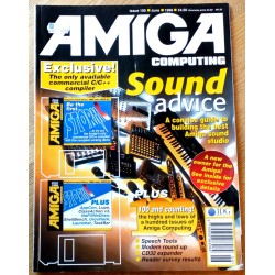 Amiga Computing: 1996 - June - Music roundup