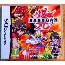 Nintendo DS: Bakugan Battle Brawlers (Activision)