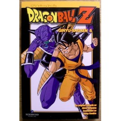 Dragon Ball Z: Ginyu-Sagaen - Nr. 5