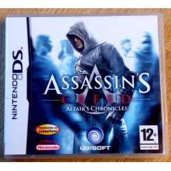 Nintendo DS: Assassins Creed - Altair's Chronicles (Ubisoft)