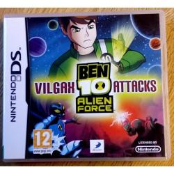 Nintendo DS: Ben 10 Alien Force: Vilgax Attacks