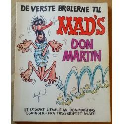 De verste brølerne til MAD's Don Martin