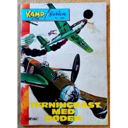 Kamp-Serien: 1981 - Nr. 1 - Terningkast med døden