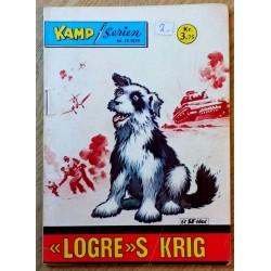 Kamp-Serien: 1979 - Nr. 15 - Logres krig