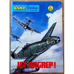 Kamp-Serien: 1981 - Nr. 39 - Jet-angrep!