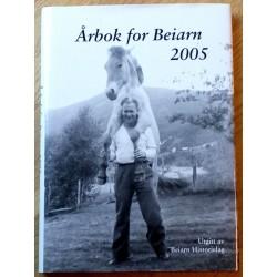 Årbok for Beiarn 2005 - Lokalhistorie