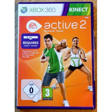 Xbox 360: Active 2 - Personal Trainer (EA Sports)