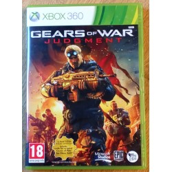 Xbox 360: Gears of War - Judgment (Epic Games)
