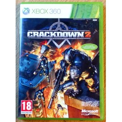 Xbox 360: Crackdown 2 (Ruffman Games)