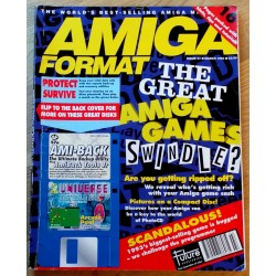 Amiga Format: 1994 - March - It's a swindle