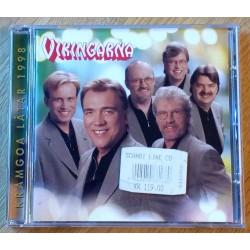 Vikingarna: Kramgoa Låtar 1998 (CD)