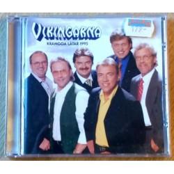 Vikingarna: Kramgoa Låtar 1995 (CD)