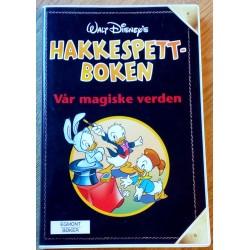 Hakkespettboken - Vår magiske verden