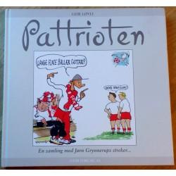 Pattrioten - En samling med Jørn Grynnerups streker...