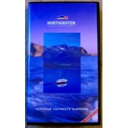 Hurtigruten - Verdens vakreste sjøreise (VHS)