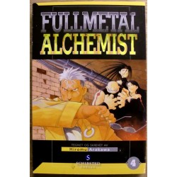 Fullmetal Alchemist: Nr. 4