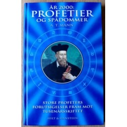 År 2000: Profetier og spådommer